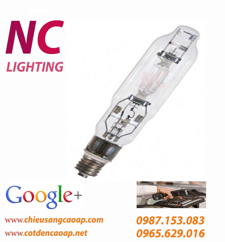 Bóng đèn cao áp Philips được lắp đặt vào bộ đèn cao áp 400W
