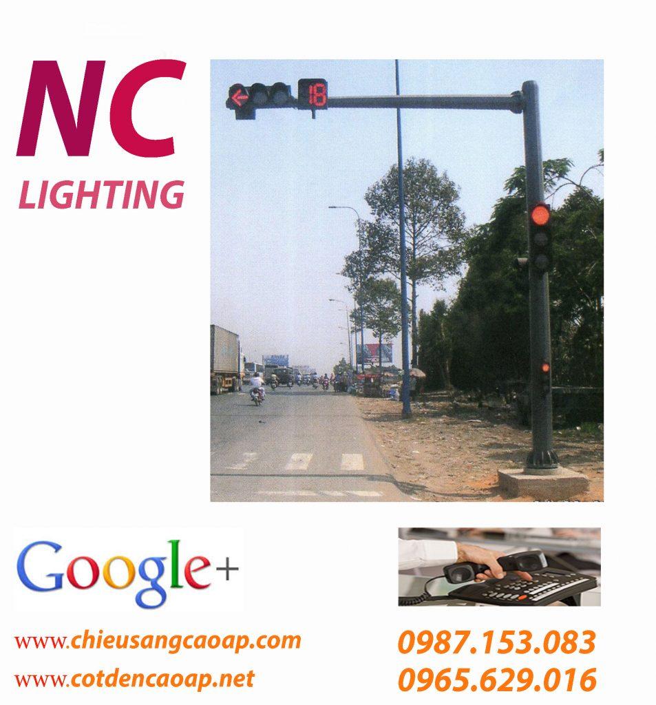 cột đèn tín hiệu giao thông giá rẻ