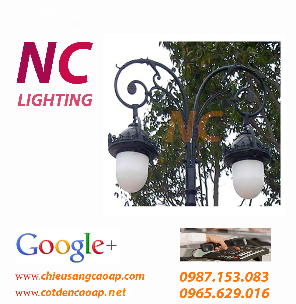 tay đèn sân vườn mai chiếu thủy giá rẻ