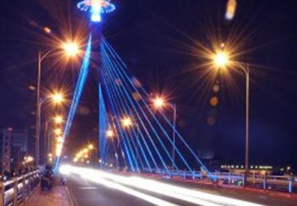 đèn cao áp chiếu sáng tại đô thị