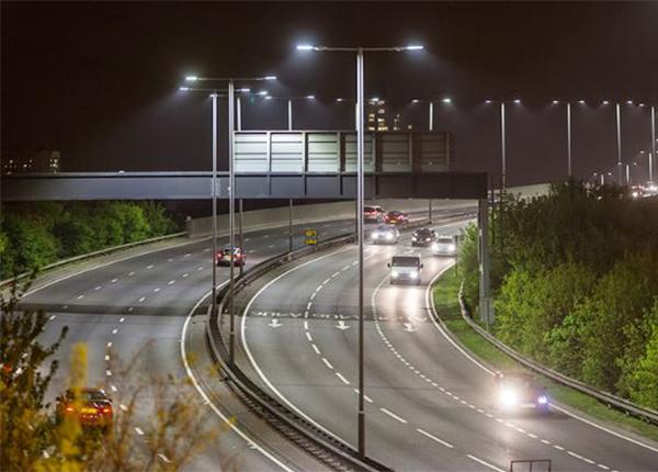 đèn cao áp led đường phố nc 06