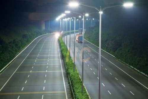 đèn chiếu sáng cao áp đô thị