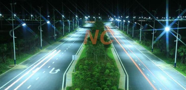 đèn đường cao áp nc lighting