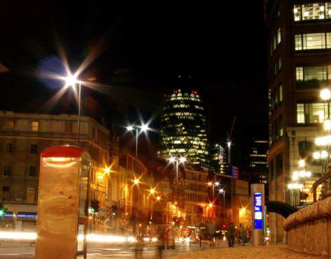 đèn led cao áp chiếu sáng đường phố