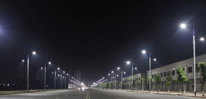 đèn led đường