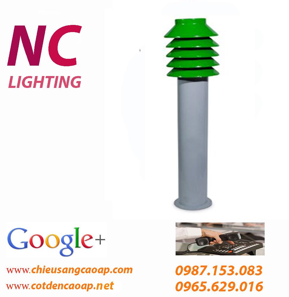 đèn sân vườn cây thông nc lighting