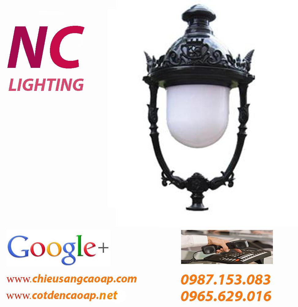 đèn trang trí sân vườn nữ hoàng