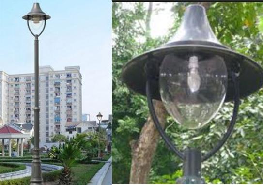 đèn trang trí sân vườn miria