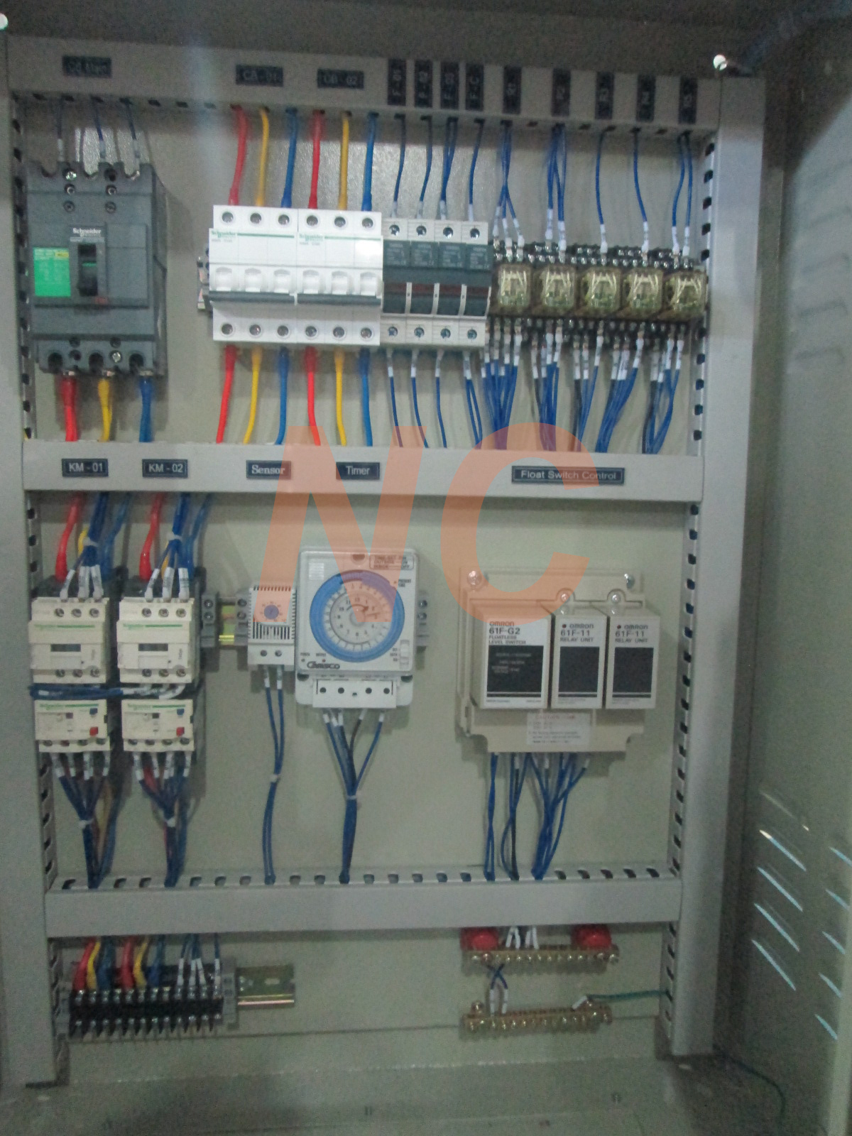 Tủ điều khiển chiếu sáng đèn đường
