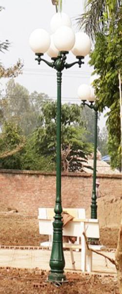 Cột Đèn Sân Vườn Tại Thanh Hóa