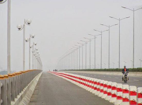 Báo giá cột đèn cao áp tại Bắc Giang