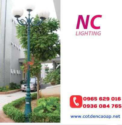 Báo giá cột đèn sân vườn tại Hà Giang
