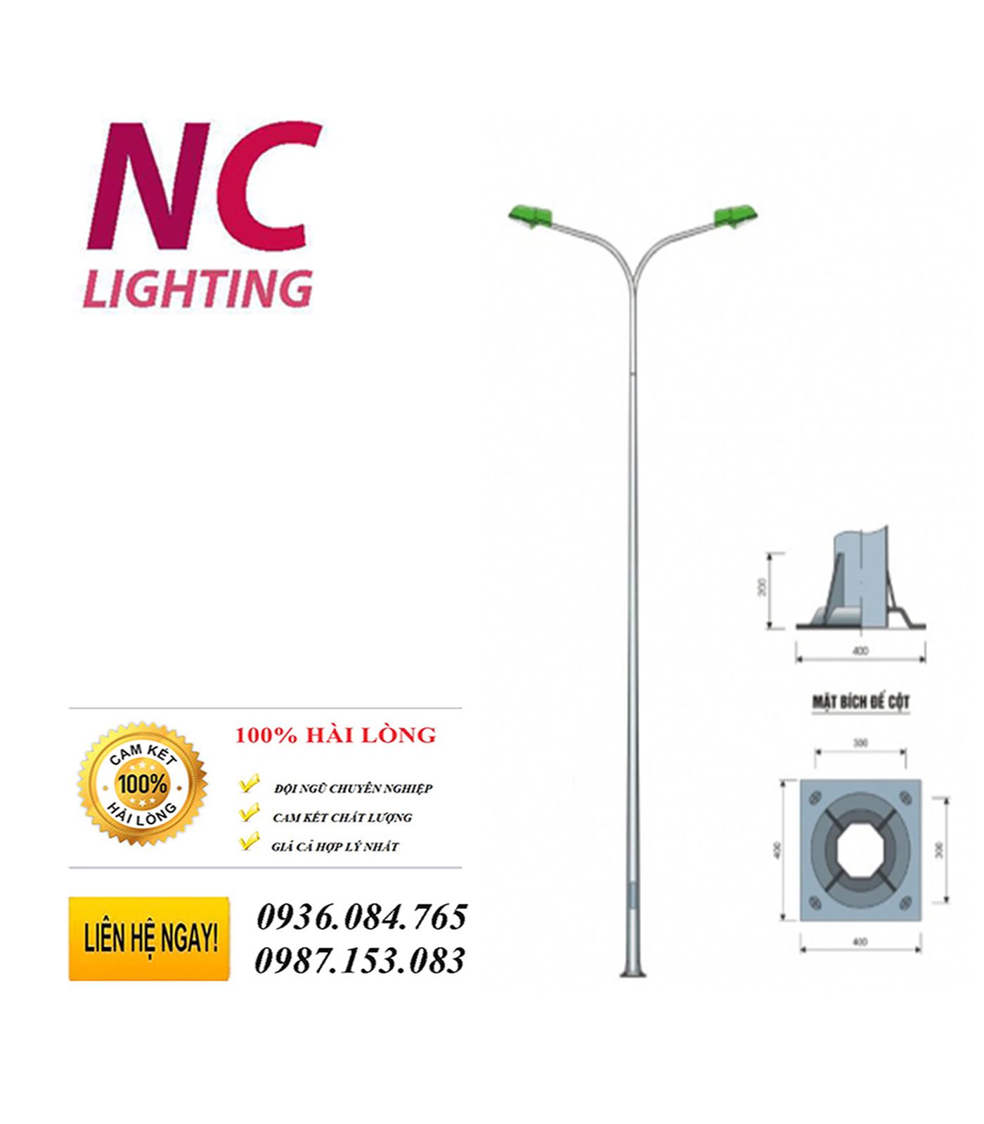 Kết quả hình ảnh cho cột đèn cao áp nc lighting