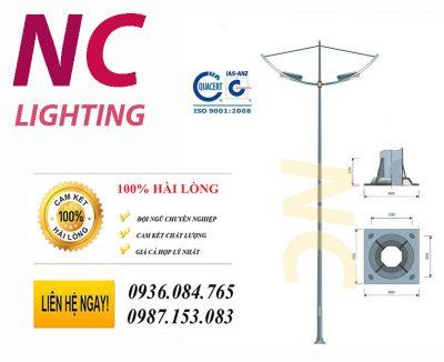 Cột Đèn Cao Áp Tại Nam Định