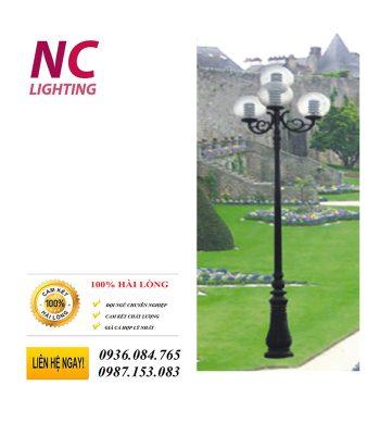 Cột Đèn Sân Vườn Tại Bắc Giang