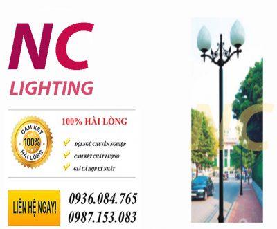 Cột Đèn Sân Vườn Tại Hà Nội