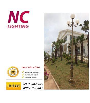 Cột Đèn Sân Vườn Tại Phú Thọ