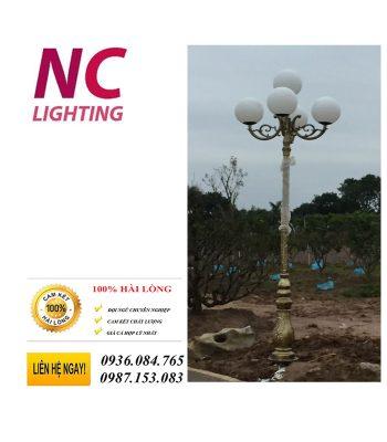 Cột Đèn Sân Vườn Tại Tuyên Quang