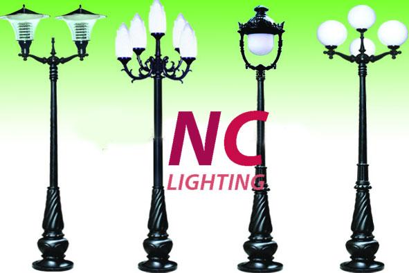 Cột đèn sân vườn giá rẻ tại Lạng Sơn