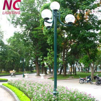 Cột đèn sân vườn tại cao bằng giá rẻ