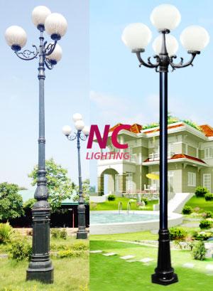 mua cột đèn cao áp tại Sơn La
