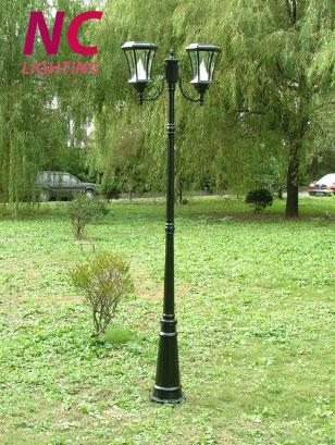 Mua cột đèn sân vườn tại Hòa Bình