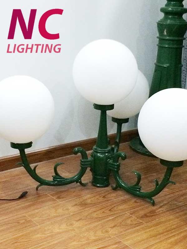 Tay đèn sân vườn tại Hà Nam