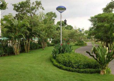 Tổng quan về chiếu sáng sân vườn