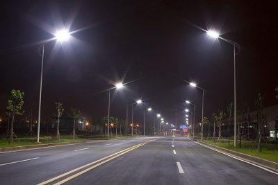 Chiếu Sáng Đường Phố Với Đèn Led Siêu Sáng100W