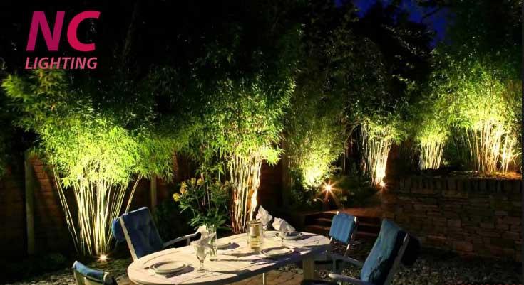 các mẫu thiết kế đèn sân vườn đẹp