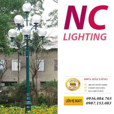 Mua cột đèn sân vườn giá rẻ có chất lượng không?