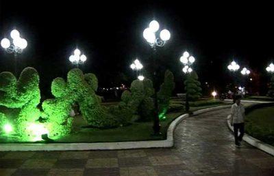 Một số điều cần biết về cột đèn sân vườn