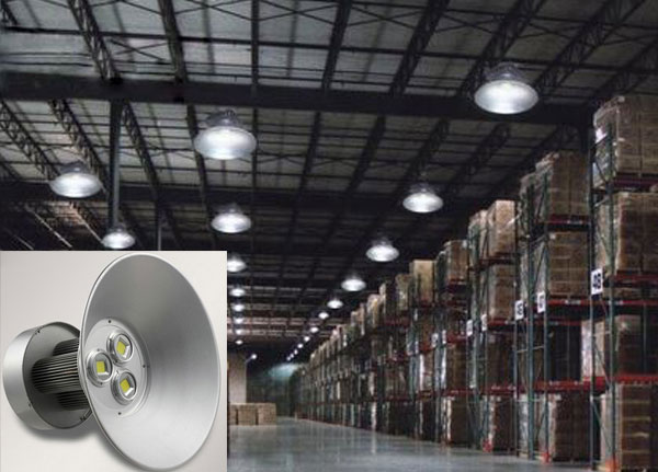 Đèn led chiếu sáng công nghiệp