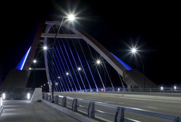 Đèn led chiếu sáng đường phố tiết kiệm năng lượng