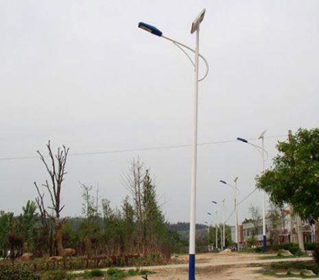Trụ đèn cao áp chiếu sáng